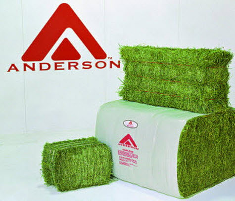 Anderson Hay, Timothy hay and alfalfa distributor