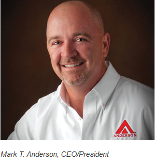 Mark Anderson, CEO Anderson Hay & Grain Co., Inc.